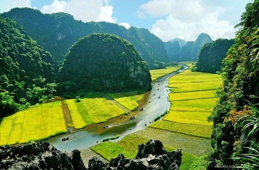 Northern Vietnam ( Hanoi - Tam Coc - Halong - Sapa) 8days 7 nights